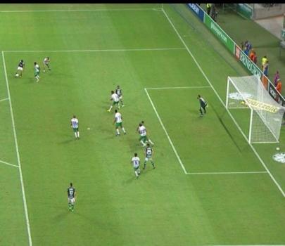 Palmeiras para em retranca da Chapecoense e só empata no Allianz Parque