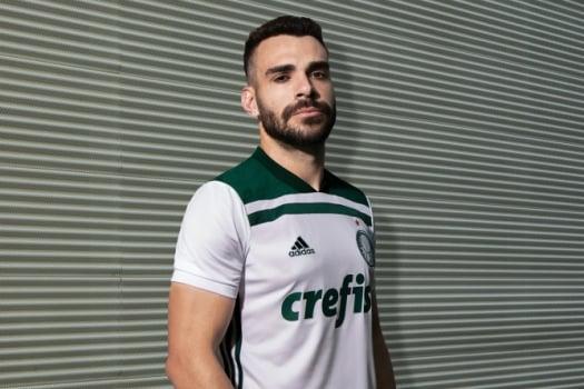 f3a7cc41e1 Palmeiras e Adidas lançam nova camisa branca | LANCE!