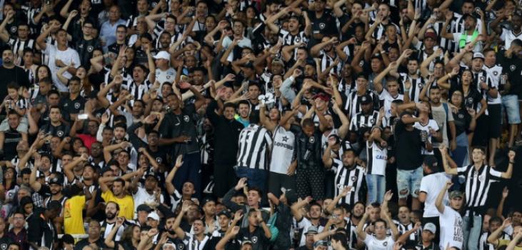 11cbe1b426 Botafogo mantém promoção contra o Fla  ingressos a partir de R  2