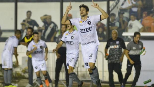 Botafogo x Vasco  prováveis times 583335fcadee5