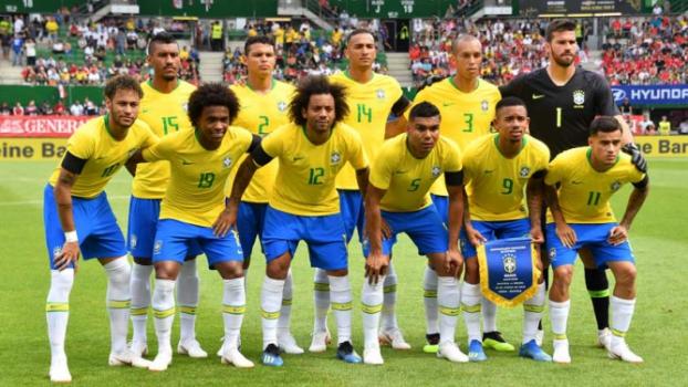 Amistoso - Áustria x Brasil
