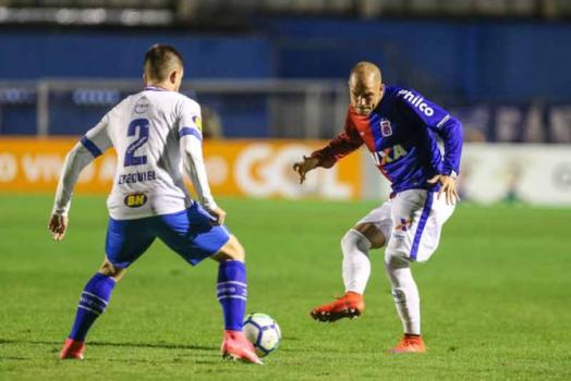 Cruzeiro x Paraná: prováveis times, desfalques e onde ver