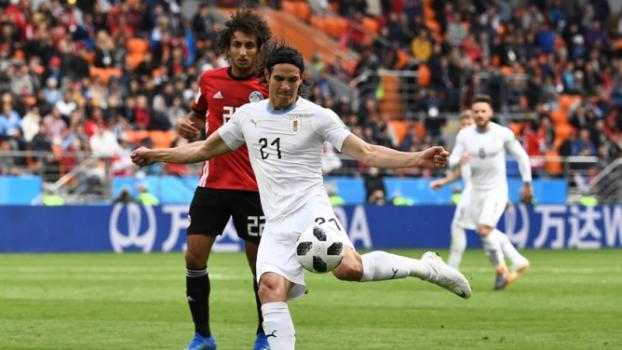 Egito x Uruguai