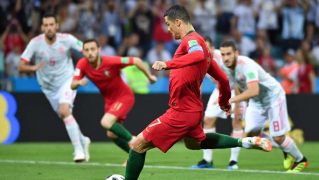 Portugal x Espanha