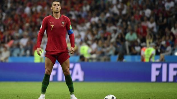 Portugal x Espanha Cristiano Ronaldo e47a831a8eb88
