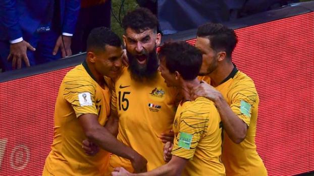 França x Austrália