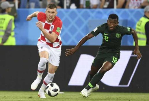 Croácia x Nigéria
