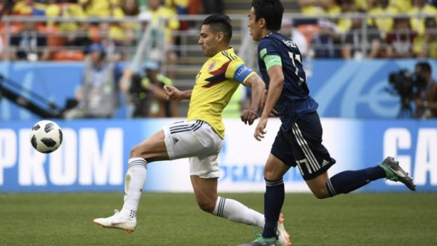 Colômbia x Japão