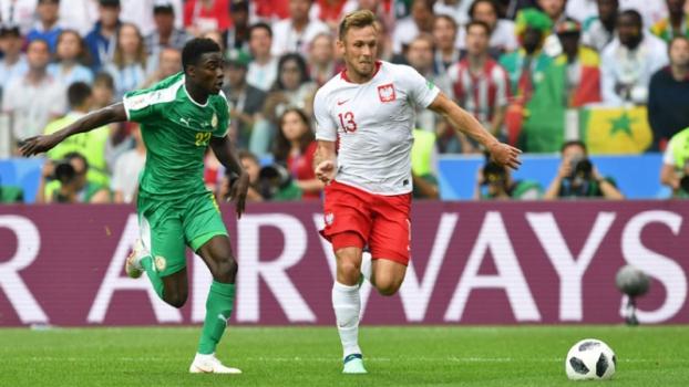 Polônia x Senegal