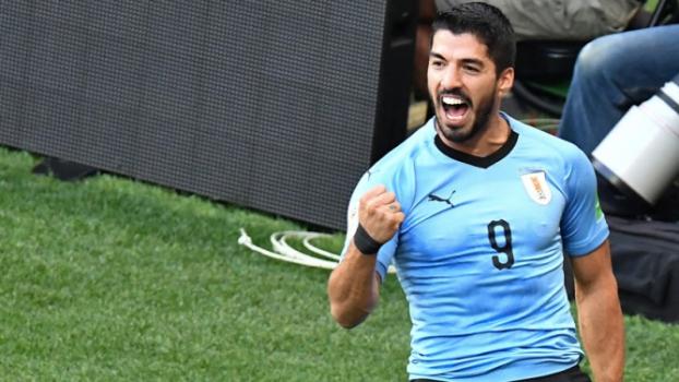 Uruguai x Arábia Saudita