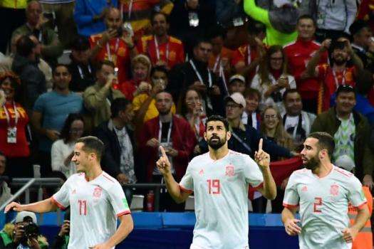 Irã x Espanha