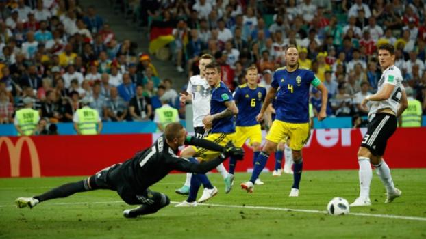 Alemanha x Suécia