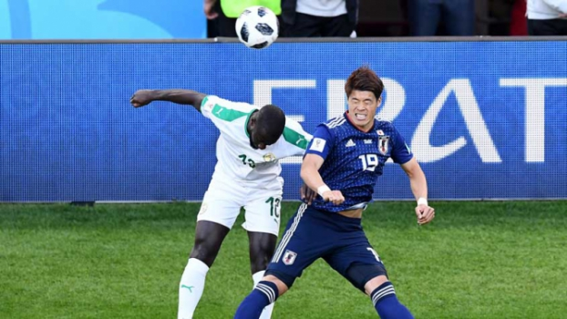 Japão x Senegal