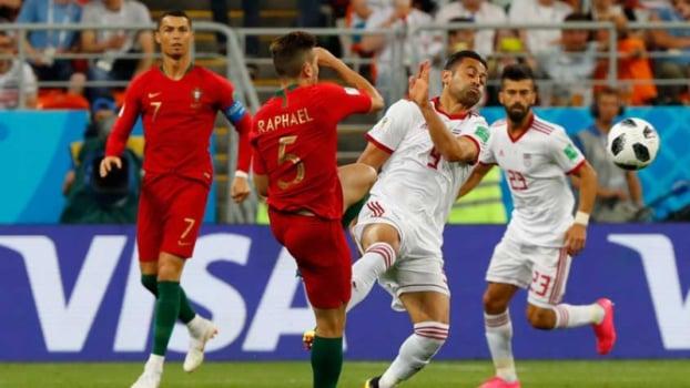 CR7 perde pênalti e Irã dá sufoco  como Portugal avançou às oitavas ... 1742cbedbe312