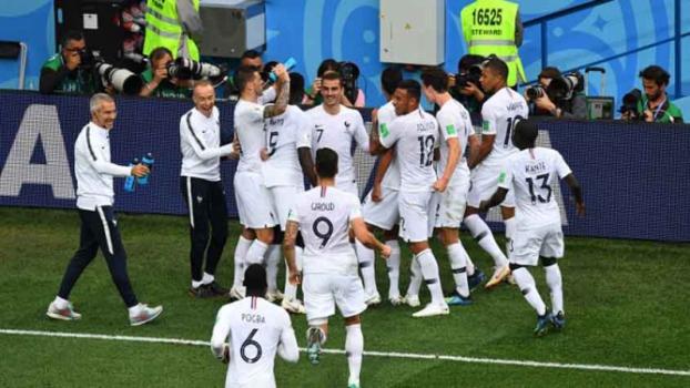 Uruguai x França