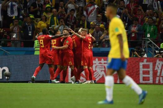 Brasil x Belgica