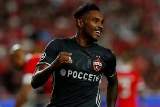 a1bff1790cd33 Fla retoma  novela  com Vitinho e negocia valores com o CSKA