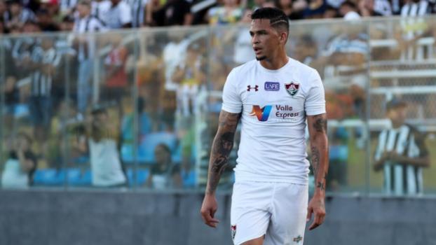LUCAS MERÇON   FLUMINENSE F.C.. Ceará x Fluminense - Luciano 844ae8d1b3a41