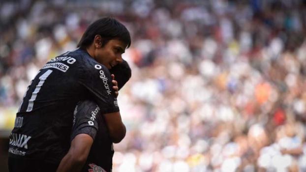 Vasco x Corinthians - Romero