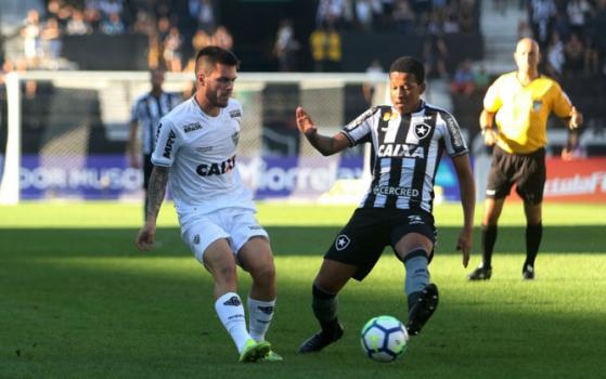 Botafogo x Atlético-MG