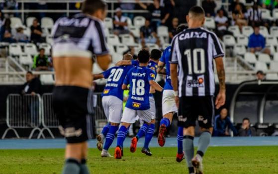 Botafogo x Cruzeiro