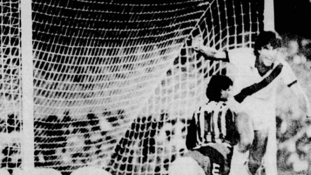 08 05 1988 - Vasco 1x0 Flamengo (jogo 1)