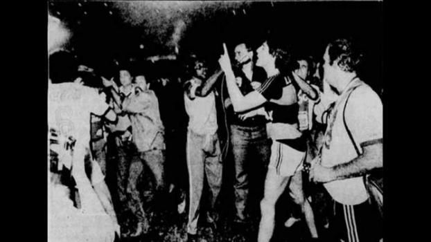 1988 vasco x flamengo final cocada