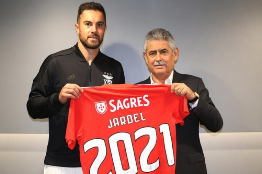 Jardel - Benfica