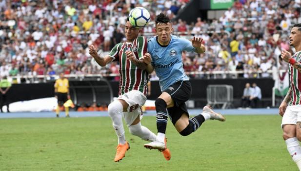 Fluminense x Grêmio