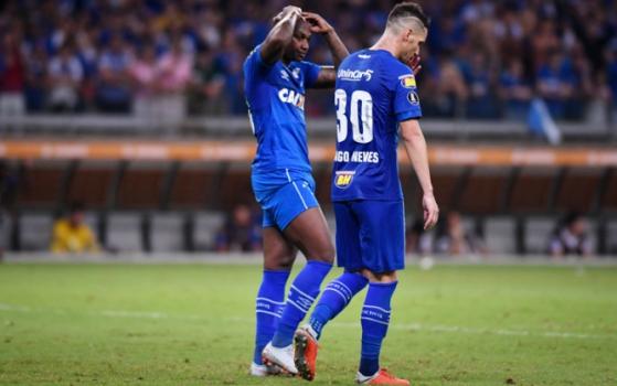 Cruzeiro Fica No Empate Com O Boca E Da Adeus A Libertadores 2018 Lance