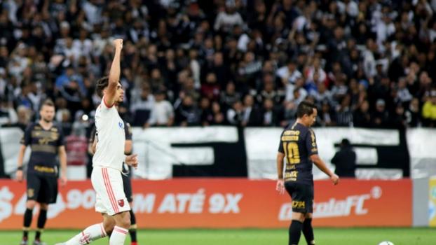 Corinthians x Flamengo 38b2a028790c0