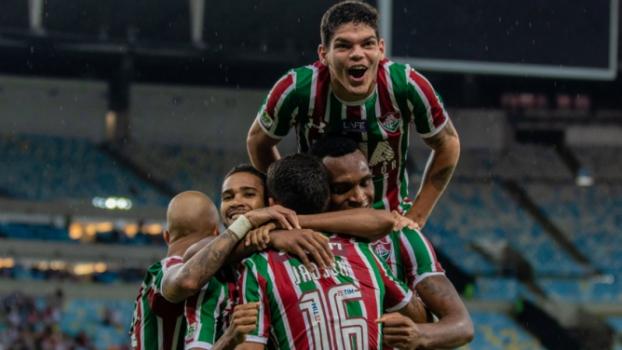 Fluminense x Paraná