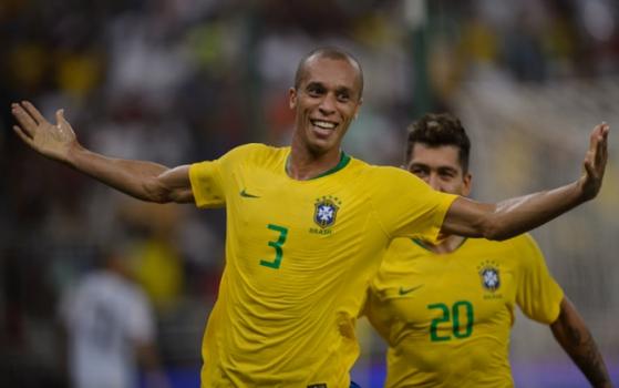 Brasil x Argentina - Miranda