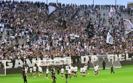 0482777436 Treino aberto do Corinthians