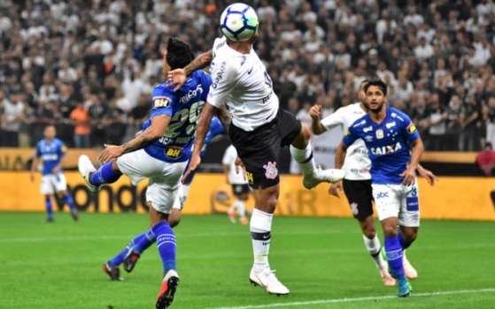 Corinthians x Cruzeiro