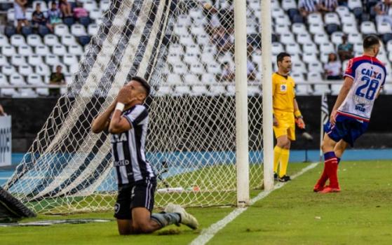 Botafogo x Bahia