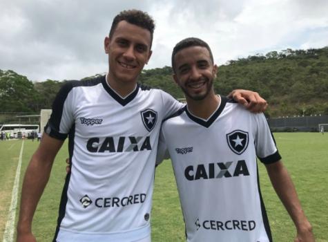 Renan Gorne e Caio Alexandre - Botafogo 66a6ef08837c8