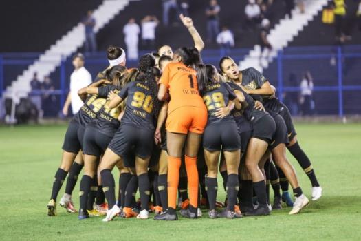 Corinthians goleia Rio Preto e conquista o Brasileiro feminino  f005225785bf3