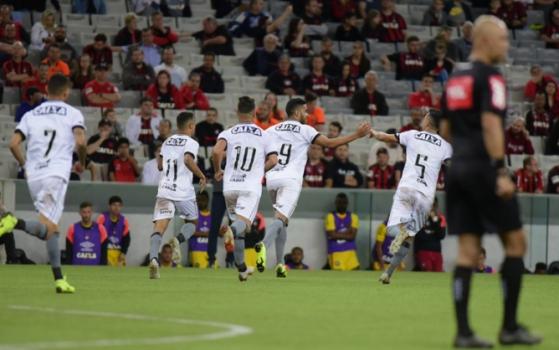 Atlético-PR x Botafogo