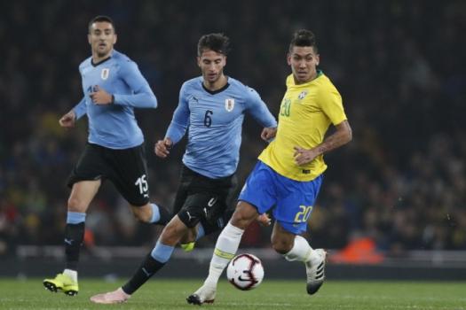 Brasil x Uruguai