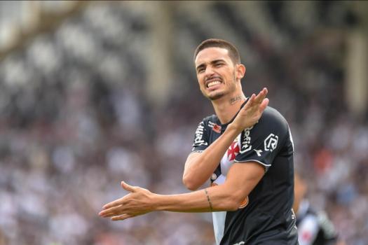 Vasco - Thiago Galhardo