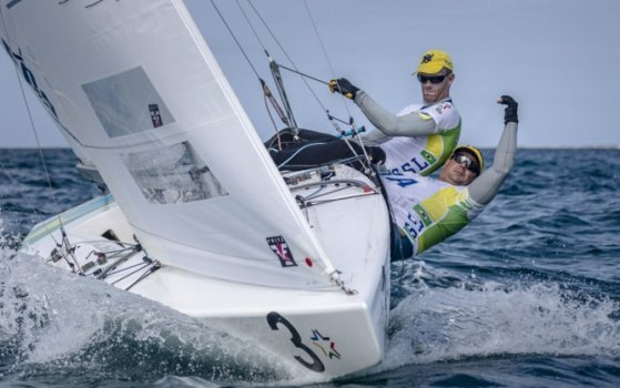 Robert Scheidt vai em busca do título da Star Sailors League Finals 2018, nas Bahamas