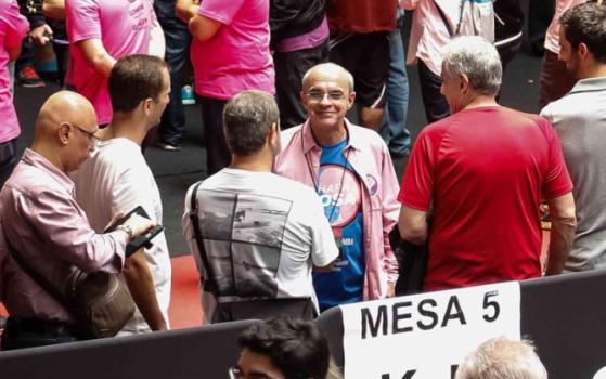 Eleições no Flamengo - Eduardo Bandeira de Melo