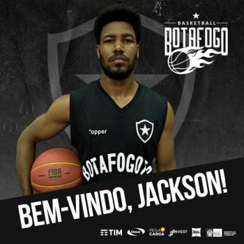 Basquete  Botafogo acerta com Jackson Henrique e Diego Conceição ... a2ff3c28075ea