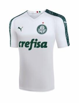 d1c9cf76a769e Palmeiras lança camisa da Puma com campanha  verde é a cor da inveja ...