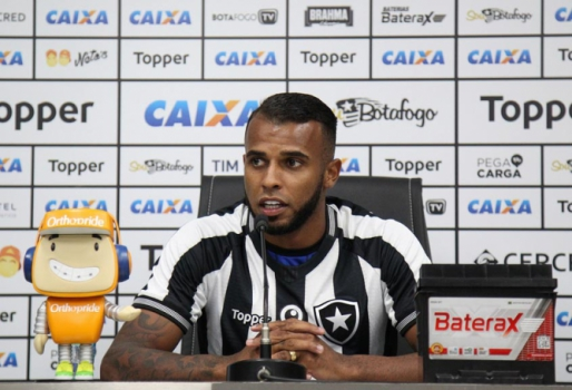 Alex Santana do Botafogo