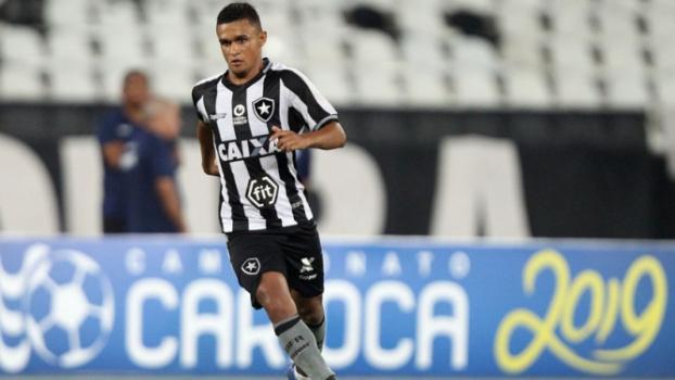 0d05b76084 Erik analisa empate e mira clássico pelo Botafogo   Pode mudar tudo ...