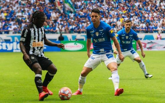 Empatados no ano, Cruzeiro e Atlético disputam soberania do clássico no ano