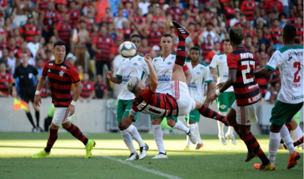 Flamengo x Cabofriense
