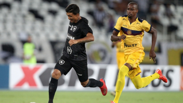 Botafogo x Madureira Kieza